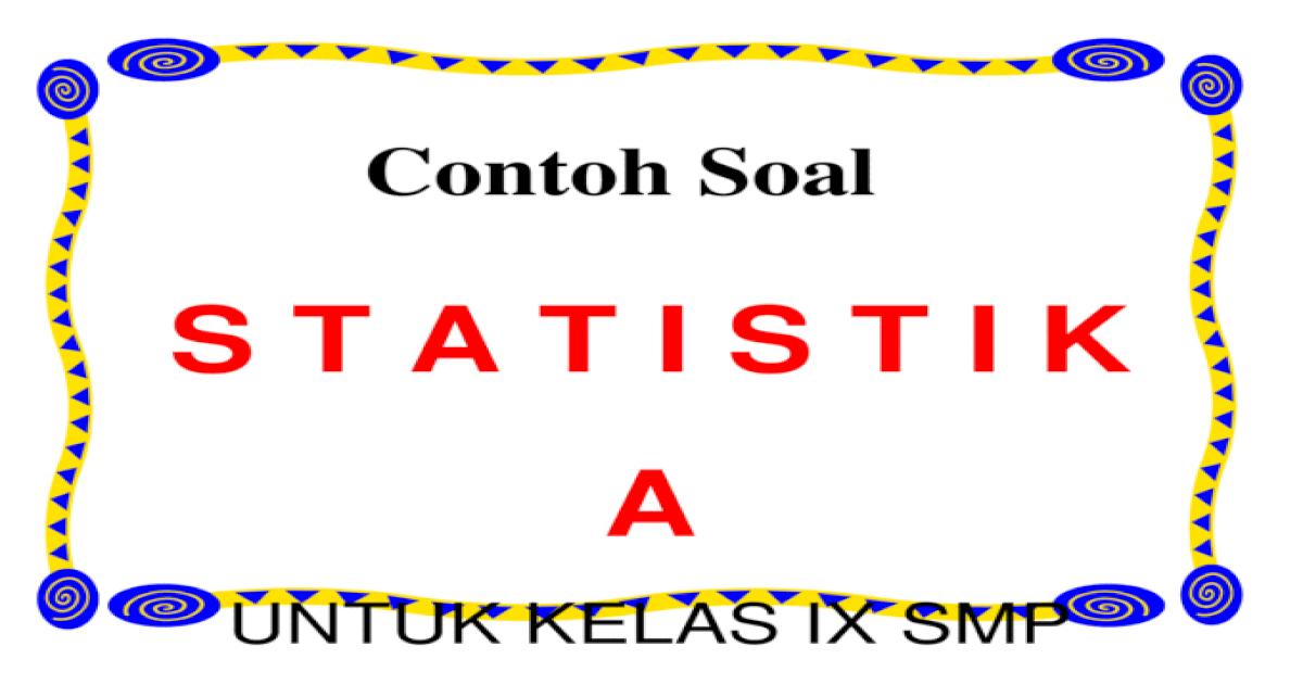 Contoh soal kolokium - PPT Powerpoint
